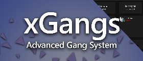 xGangs | Advanced Gang System
