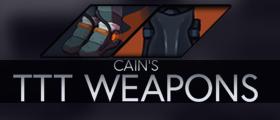 Cain's TTT Weapon Pack