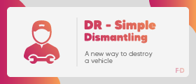 🔧 DR - Simple Dismantling | A new way to destroy a vehicle