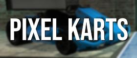🏎️PIXEL Karts - Garage, Customisations, Abilities & More!