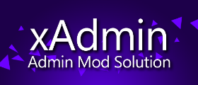 xAdmin | Admin Mod