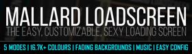 Mallard LoadScreen | 5 in 1 | Easily Configurable Loading Screen