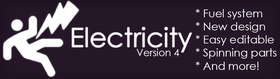 Electricity v4 (printers, generators, stoves, and more!)