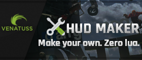 ✨ HUD Maker - Make your own ✨