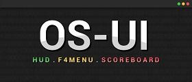 OS UI - DarkRP UI Bundle (HUD, Scoreboard, F4, Notifications)