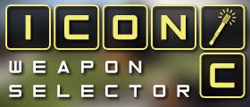 Iconic Weapon Selector