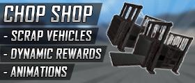 [MISSIONS UPDATE] Chop Shop (Scrap Vehicles, Dynamic Rewards & Custom Model)