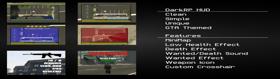 Grand Theft Auto HUD