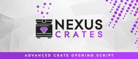Nexus Crates - CSGO Style Unboxing System