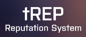 ✨ tRep - Reputation System (commends & ratings)