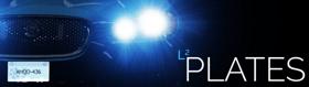 L² License Plates