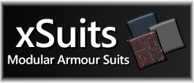 xSuits | Modular Armor Suits