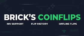 Brick's Coinflip 💵 - Flip items and money
