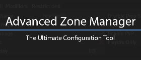 Advanced Zone Manager