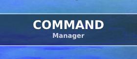 Command Manager [MySQL/SQLite]