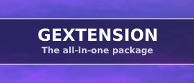 GExtension :: The all-in-one package for your community