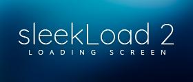 sleekLoad 2 - Loading Screen