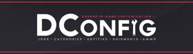 DConfig - In-Game DarkRP Customization ( Jobs, Shipments, Categories, ETC )