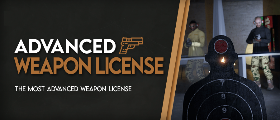 Advanced Weapon License -  The Most Advanced Weapon License