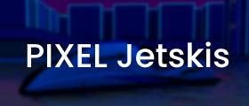 🔥PIXEL Jetskis 🔥 Customizable 🌊 VIP Perks 🌊 Fun Script🌊