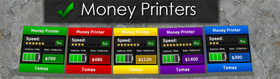 ⭐️NEW Money Printers by Tomas