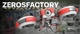 Zero´s Factory 🚀 (Crafting / Space)