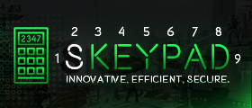 sKeypad - Keypads Reinvented