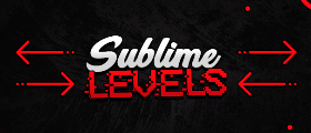 Sublime Levels (Leaderboards, Skills, Experience)