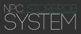 NPC Store/Rob System - Rob the store or buy from it! (Shop)