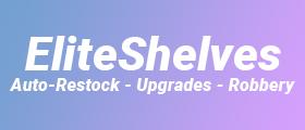 🔥 EliteShelves 🔥 - The Best DarkRP Weapon Shelf