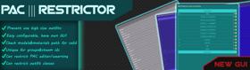 PAC3 Restrictor