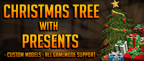 Christmas Trees + Presents (16 Rewards & All Gamemodes)