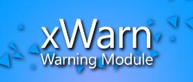 xWarn | Warning Module