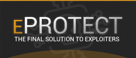 eProtect - Keep exploiters/cheaters at bay!