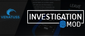 Investigation mod - Forensic medicine and scientific police