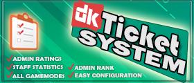 📝 [dk] Ticket System