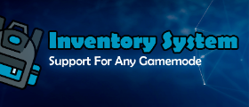 💼 Inventory system [Trunk, Backpack, Loot]