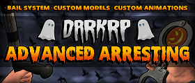Advanced Arresting (Bail System, Handcuffs, Inspect System & Police Baton)