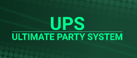 🤝 UPS [Ultimate Party System] (Party/Squad System)