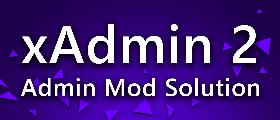 xAdmin 2 | Admin Mod