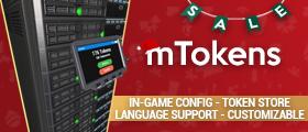 mTokens (Token Generator + Money Printer)