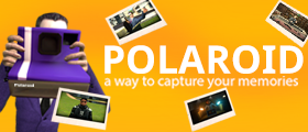 [-20%] 🔥 Polaroid — a way to capture your memories