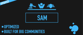SAM | Admin Mod - SALE TILL BIG UPDATE