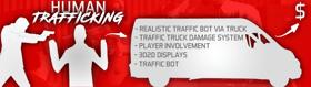 Human Trafficking (NPC's, Dynamic Payouts, Police Interaction)
