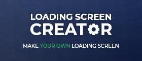✒️ Loading Screen Creator | Easy & Flexible