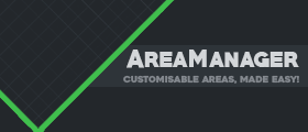 AreaManager - Administrative Areas (Safe Zones)