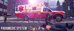 Advanced Paramedic System (Custom Models, Medics & Vehicles)