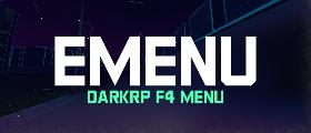 EMENU - ⌨️ DarkRP F4 Addon