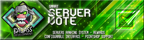 Server Vote - Increase your playercount with ease!