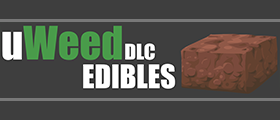 uWeed Extended (Edibles DLC)